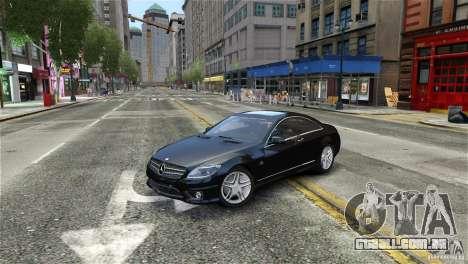Mercedes-Benz CL65 AMG v1.5 para GTA 4