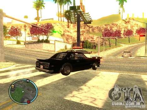 Nissan Skyline 2000 GT-R para GTA San Andreas vista direita