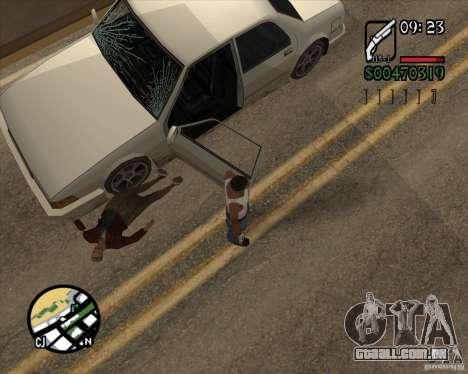 Endorphin Mod v.3 para GTA San Andreas oitavo tela