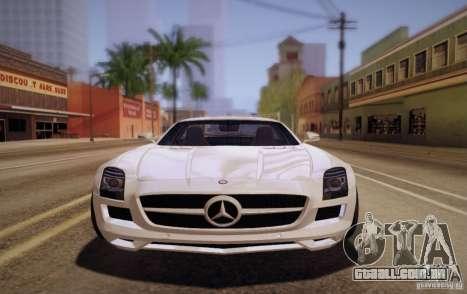CreatorCreatureSpores Graphics Enhancement para GTA San Andreas oitavo tela