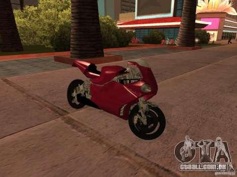 Turbine Superbike para GTA San Andreas