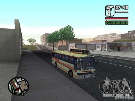 MARCOPOLO III SCANIA 112 para GTA San Andreas