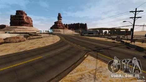 Ambush Canyon para GTA 4 sétima tela
