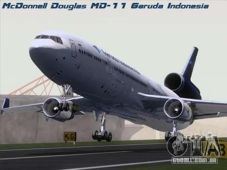 McDonnell Douglas MD-11 Garuda Indonesia para GTA San Andreas