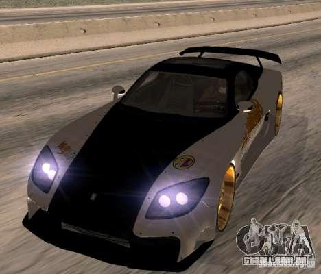 Mazda RX-7 MyGame Drift Team para GTA San Andreas
