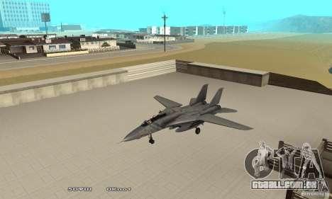 F14W Super Weirdest Tomcat Skin 1 para GTA San Andreas