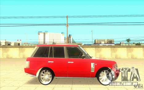 Arfy Wheel Pack 2 para GTA San Andreas sexta tela
