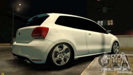 Volkswagen Polo v1.0 para GTA 4 vista direita
