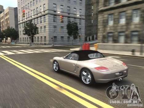 Porsche Boxster S 2010 EPM para GTA 4 vista interior