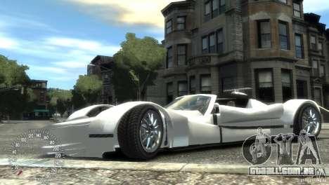 Ibis Formula GT para GTA 4 esquerda vista