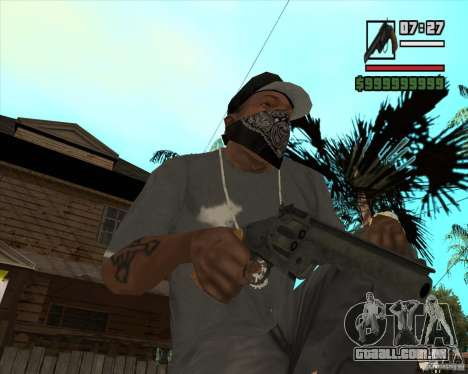 Call of Juarez Bound in Blood Weapon Pack para GTA San Andreas