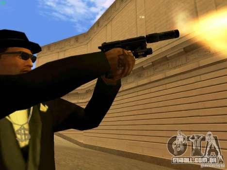 USP45 Tactical para GTA San Andreas sétima tela
