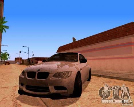 ENBSeries by DeEn WiN v2.1 SA-MP para GTA San Andreas segunda tela