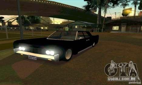 Lincoln Continental 1966 para GTA San Andreas