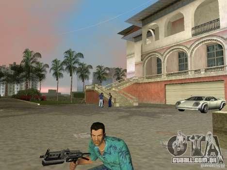 Superior Parque Nacional armas para GTA Vice City terceira tela