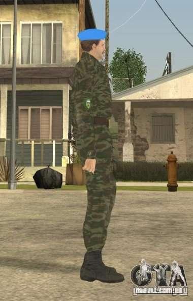 VDVšnik para GTA San Andreas segunda tela