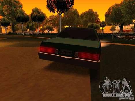 Chevrolet Malibu 1980 para GTA San Andreas