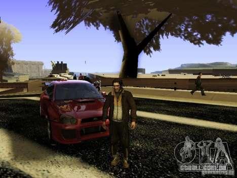 ENBSeries by Maksss@ para GTA San Andreas