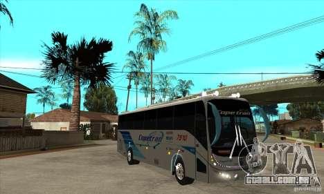 AGA Polaris para GTA San Andreas vista traseira