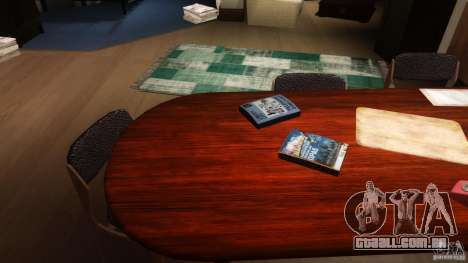 New textures for Alderney Savehouse para GTA 4 sexto tela