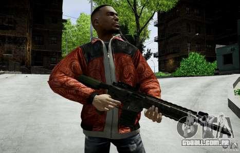 Colt CM901 de MW3 para GTA 4 segundo screenshot