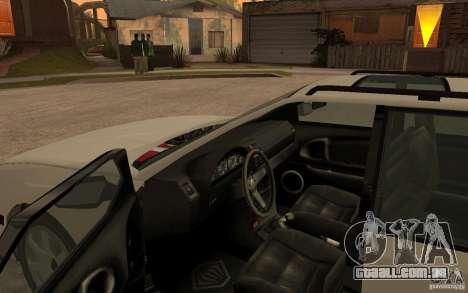 Estrato de GTA IV para GTA San Andreas vista direita