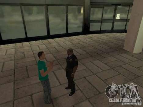 SFnews ou a oportunidade de dar uma entrevista para GTA San Andreas segunda tela