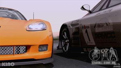 Aston Martin Racing DBRS9 GT3 para o motor de GTA San Andreas