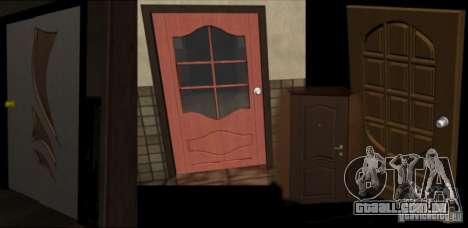 Gen Doors para GTA San Andreas
