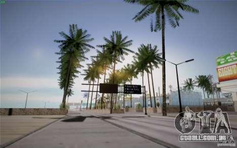 CreatorCreatureSpores Graphics Enhancement para GTA San Andreas sexta tela