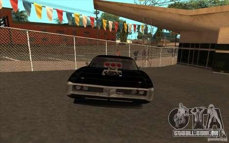 Duques de GTA4 para GTA San Andreas esquerda vista