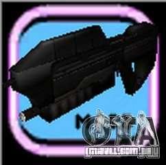 MA5B-Sturmgewehr beta v.1.0 para GTA Vice City quinto tela