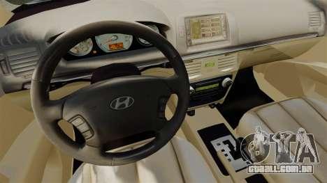 Hyundai Sonata 2008 para GTA 4