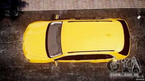 BMW X5 E70 v1.0 para GTA 4 vista direita