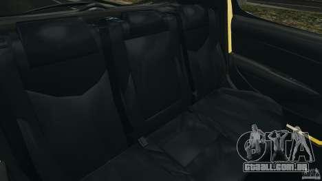 Peugeot 308 GTi 2011 Police v1.1 para GTA 4 vista lateral