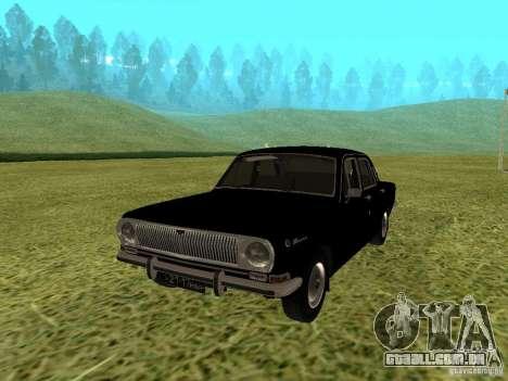 Volga GAZ-24-01 para GTA San Andreas