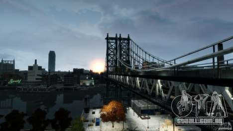 Low End PC ENB By batter para GTA 4 segundo screenshot