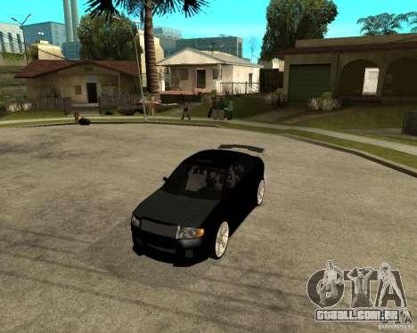 Skoda Superb HARD GT Tuning para GTA San Andreas