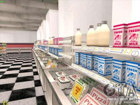 Secret 24-7 para GTA San Andreas terceira tela