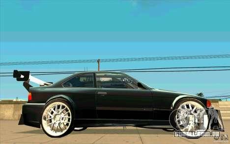 NFS:MW Wheel Pack para GTA San Andreas décimo tela
