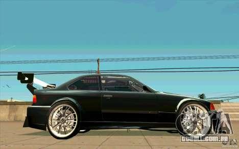 NFS:MW Wheel Pack para GTA San Andreas terceira tela