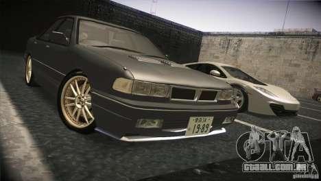 Mitsubishi Galant VR-4 v0.01 para GTA San Andreas esquerda vista