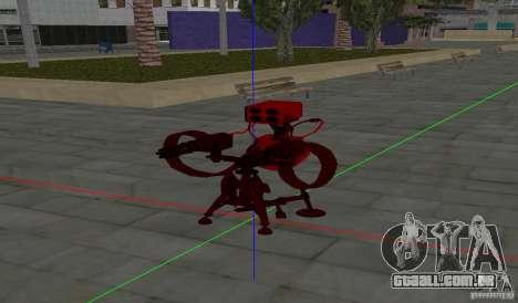 Torreta de Team Fortess 2 para GTA San Andreas terceira tela