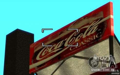 Fábrica de Coca-Cola para GTA San Andreas terceira tela