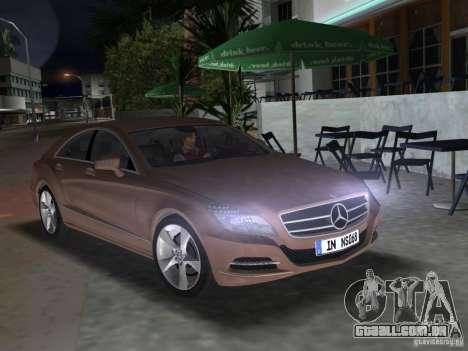 Mercedes-Benz CLS350 para GTA Vice City