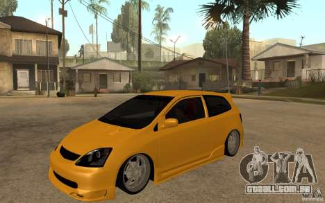 Honda Civic Type-R EP3 para GTA San Andreas