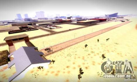 Drag Track Final para GTA San Andreas