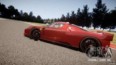 Ferrari FXX para GTA 4 motor
