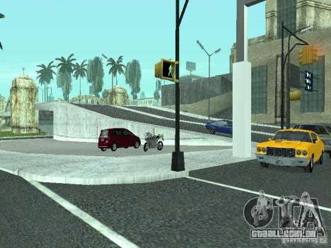 Mega Cars Mod para GTA San Andreas décimo tela