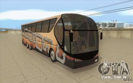 Design-X6-Public Beta para GTA San Andreas vista traseira